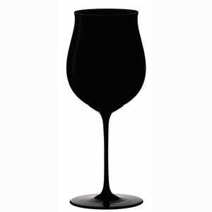 Riedel Sommeliers Black Series - Black Burgundy Grand Cru Glass - 4100/16B
