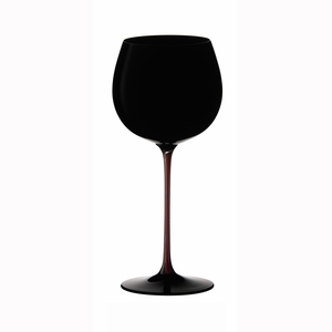 Riedel Sommeliers Black Series - Black/Red/Black Montrachet Glass - 4100/07BRB