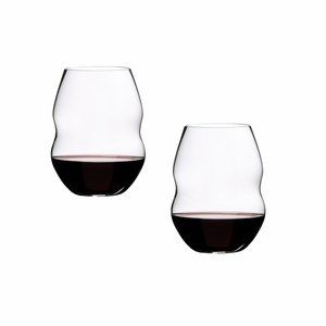 Riedel Swirl Red Wine Glasses - Set of 2 - 0450/30