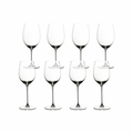 Riedel Veritas Cabernet/Merlot and Chardonnay/Viognier Glasses Pay 6 Get 8 Glasses - 7449/50