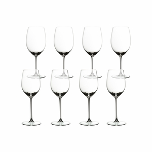 Riedel Veritas Cabernet/Merlot Glasses Pay 6 Get 8 Glasses - 7449/0