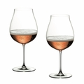 Riedel Veritas New World Pinot Noir Glasses - Set of 2 - 6449/67