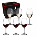 Riedel Vinum 260 Years Celebration Set Riesling/Zinfandel Glasses - Set Of 6 - 7416/56-260