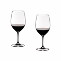 Riedel Vinum Cabernet Sauvignon/Merlot/Bordeaux Glasses - Set of 2 - 6416/0