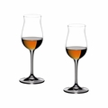 Riedel Vinum Cognac Hennessy Glasses - Set of 2 - 6416/71