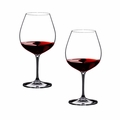 Riedel Vinum Pinot Noir/Burgundy Red Glasses - Set of 2 - 6416/07