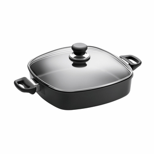 "Scanpan Classic - 11"" x 11"" Covered Square Saute Pan - 28281200"