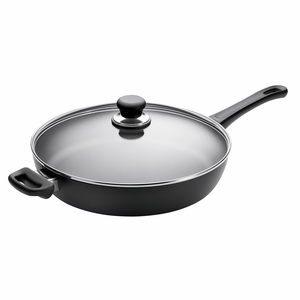 "Scanpan Classic - 12 1/2"" Covered Saute Pan - 32101200"