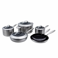 Scanpan CTX - 10 Pc. Cookware set - 65100000