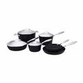 Scanpan Professional - 10 pc. Cookware Set - 60801000