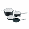 Scanpan Professional - 7 Pc. Cookware Set - 60800700