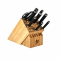 Shun Classic 10 Pc Chef's Knife Block Set - DMS1020