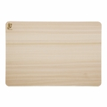 "Shun Hinoki Cutting Board - Large - 17.75"" x 11.75"" x 0.75"" - DM0817"