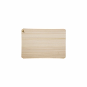 "Shun Hinoki Cutting Board - Small - 10.75"" x 8.25"" x 0.5"" - DM0814"
