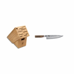 Shun Premier 2 Pc Build-a-Block Knife Set - TDMS2200