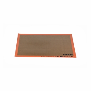 "Silpat Toaster Oven Baking Mat - 7 7/8"" x 10 7/8"" - AE275200-01"