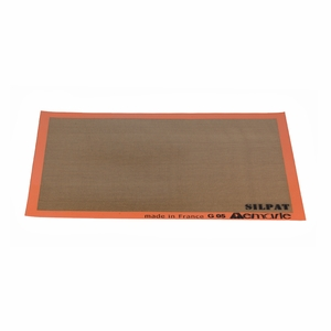 "Silpat US Full Size Baking Mat - 16 1/2"" x 24 1/2"" - AE620420-12"