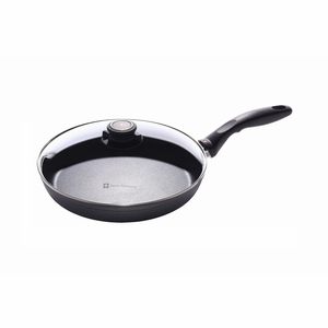 "Swiss Diamond - 10.25"" Fry Pan w/Lid - 6426C"