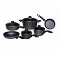 Swiss Diamond - 10 Pc Cookware Set - 6010