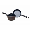 Swiss Diamond - 3 Pc Cookware Set - 603