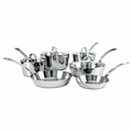 Viking Contemporary 3-Ply - 10 Pc. Cookware Set - Mirror Finish - 4513-3S10