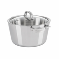 Viking Contemporary 3-Ply - 5.2 Qt. Dutch Oven w/Lid - Mirror Finish - 4013-3005
