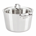 Viking Contemporary 3-Ply - 8 Qt. Stock Pot w/Lid - Mirror Finish - 4013-3008