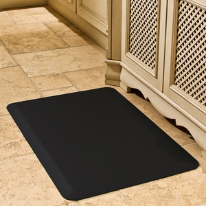 WellnessMats Black - 3' x 2' - 32WMRBLK