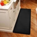 WellnessMats Black - 6' x 2' - 62WMRBLK