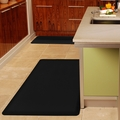 WellnessMats Black - 6' x 3' - 63WMRBLK