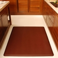 WellnessMats Brown - 5' x 4' - 54WMRBRN