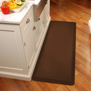 WellnessMats Brown - 6' x 2' - 62WMRBRN