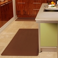 WellnessMats Brown - 6' x 3' - 63WMRBRN