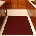 WellnessMats Burgundy - 5' x 4' - 54WMRBUR