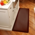 WellnessMats Burgundy - 6' x 2' - 62WMRBUR