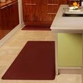 WellnessMats Burgundy - 6' x 3' - 63WMRBUR