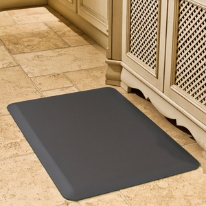 WellnessMats Grey - 3' x 2' - 32WMRGRY