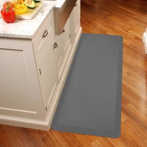 WellnessMats Grey - 6' x 2' - 62WMRGRY