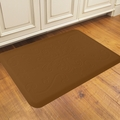 WellnessMats Motif Collection - Entwine - Tan - 3' x 2' - ME32WMRTAN