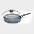 "Woll Diamond Plus/Diamond Lite Induction 12.5"" Fry Pan w/Lid - 532DPIL"