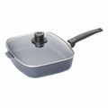 Woll Diamond Plus/Diamond Lite Induction 5 Qt. Rectangle Chef's Pan w/Lid - 629DPIL