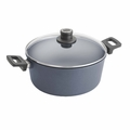Woll Diamond Plus/Diamond Lite Induction 7.9 Qt. Stock Pot w/Lid - 128DPIL