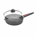"Woll Nowo Titanium 9.5"" Saute Pan w/ Lid & Detachable Handle - 1724NL"