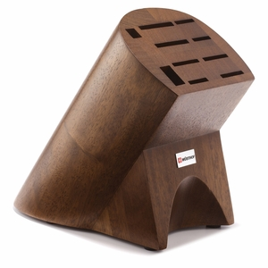 Wusthof 10-Slot Burmese Knife Block - 7310