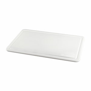 "Wusthof 11.5"" x 17.5"" White Poly Cutting Board - Medium - 2038"
