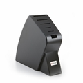 Wusthof 6-Slot Big Studio Knife Block - Black - 7249-4