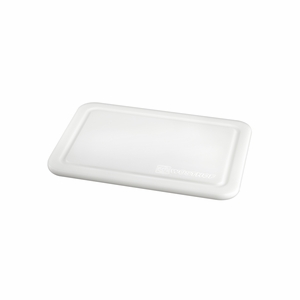 "Wusthof 7.5"" x 10"" White Poly Cutting Board - Small - 2037"