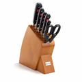 Wusthof Classic - 7 Pc. Mobile Block Set - Cherry - 8920-2