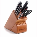 Wusthof Classic - 8 Pc Deluxe Knife Block Set - Cherry - 8408-2