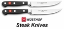 Wusthof Steak Knives